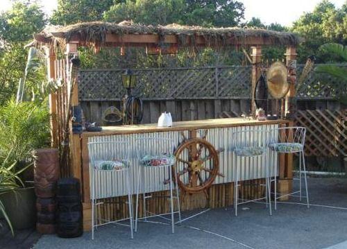 Diy Pallet Bar 18 - 50+ DIY Ideas For Wood Pallet Bars
