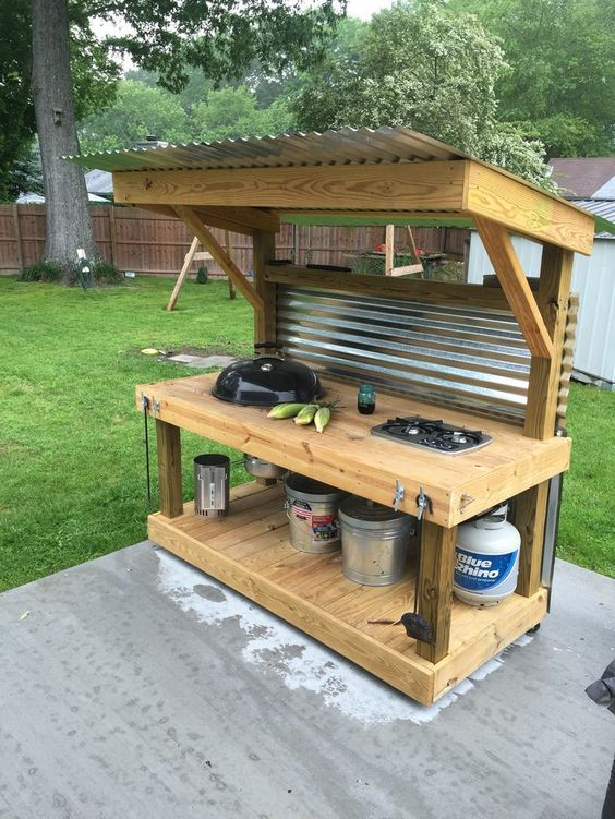 Diy Pallet Bar 2 - 50+ DIY Ideas For Wood Pallet Bars