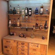 Diy Pallet Bar 26 214x214 - 50+ DIY Ideas for Wood Pallet Bars