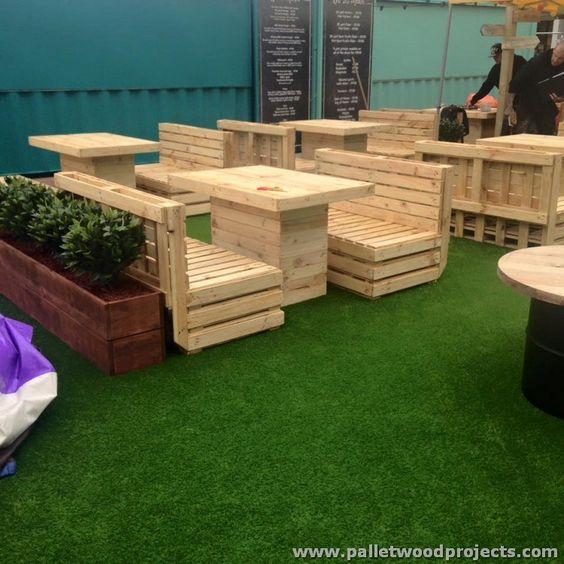 Diy Pallet Bar 29 - 50+ DIY Ideas For Wood Pallet Bars