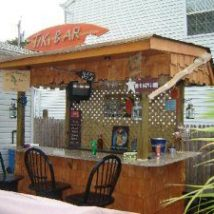 Diy Pallet Bar 3 214x214 - 50+ DIY Ideas for Wood Pallet Bars