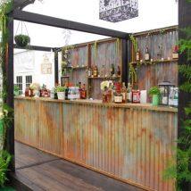 Diy Pallet Bar 35 214x214 - 50+ DIY Ideas for Wood Pallet Bars