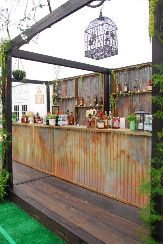 Diy Pallet Bar 35 - 50+ DIY Ideas For Wood Pallet Bars