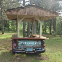 Diy Pallet Bar 39 214x214 - 50+ DIY Ideas for Wood Pallet Bars