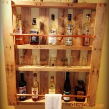Diy Pallet Bar 42 214x214 - 50+ DIY Ideas for Wood Pallet Bars
