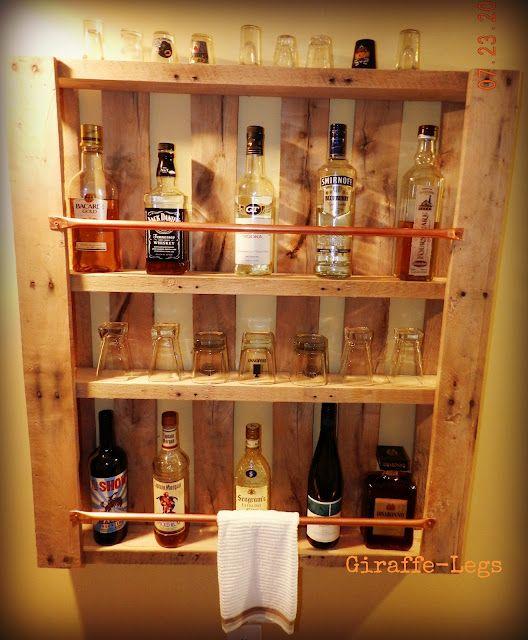 Diy Pallet Bar 42 - 50+ DIY Ideas For Wood Pallet Bars