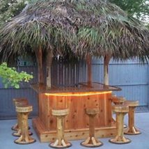 Diy Pallet Bar 44 214x214 - 50+ DIY Ideas for Wood Pallet Bars