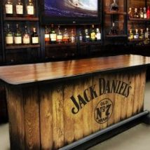 Diy Pallet Bar 8 214x214 - 50+ DIY Ideas for Wood Pallet Bars