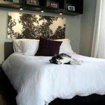 Diy Pallet Bed 11 214x214 - Amazing DIY Pallet Bed Ideas