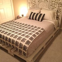 Diy Pallet Bed 16 214x214 - Amazing DIY Pallet Bed Ideas
