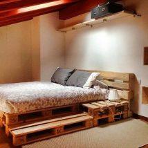Diy Pallet Bed 19 214x214 - Amazing DIY Pallet Bed Ideas