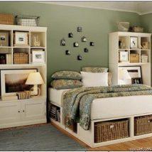 Diy Pallet Bed 2 214x214 - Amazing DIY Pallet Bed Ideas
