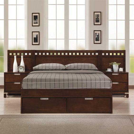 Diy Pallet Bed 20 - Amazing DIY Pallet Bed Ideas