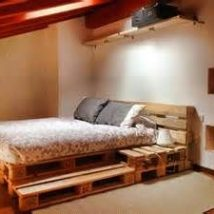 Diy Pallet Bed 21 214x214 - Amazing DIY Pallet Bed Ideas