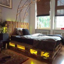 Diy Pallet Bed 25 214x214 - Amazing DIY Pallet Bed Ideas