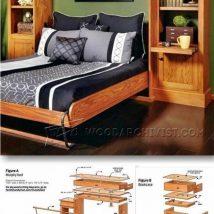 Diy Pallet Bed 26 214x214 - Amazing DIY Pallet Bed Ideas