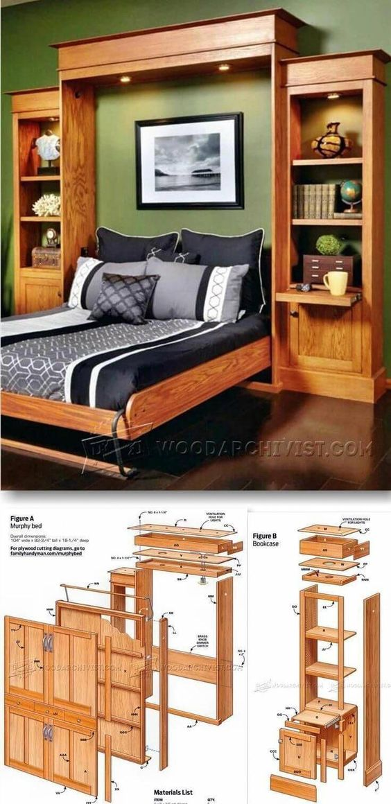Diy Pallet Bed 26 - Amazing DIY Pallet Bed Ideas
