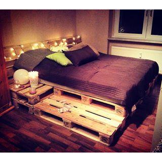 Diy Pallet Bed 29 - Amazing DIY Pallet Bed Ideas