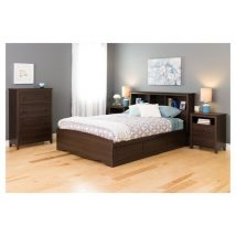 Diy Pallet Bed 3 214x214 - Amazing DIY Pallet Bed Ideas