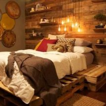 Diy Pallet Bed 36 214x214 - Amazing DIY Pallet Bed Ideas