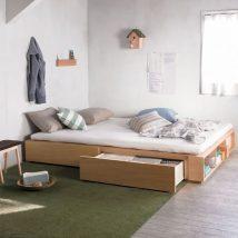 Diy Pallet Bed 37 214x214 - Amazing DIY Pallet Bed Ideas