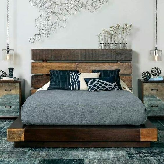 Diy Pallet Bed 38 - Amazing DIY Pallet Bed Ideas