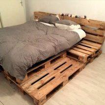 Diy Pallet Bed 47 214x214 - Amazing DIY Pallet Bed Ideas