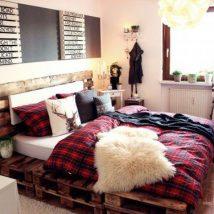 Diy Pallet Bed 48 214x214 - Amazing DIY Pallet Bed Ideas