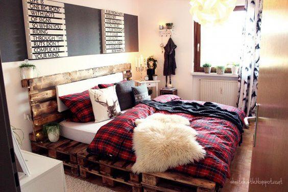 Diy Pallet Bed 48 - Amazing DIY Pallet Bed Ideas