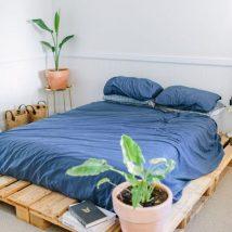 Diy Pallet Bed 49 214x214 - Amazing DIY Pallet Bed Ideas