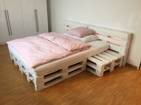 Diy Pallet Bed 53 - Amazing DIY Pallet Bed Ideas