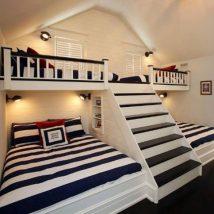 Diy Pallet Bed 9 214x214 - Amazing DIY Pallet Bed Ideas