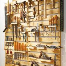 Diy Pallet Organizer 12 214x214 - 45+ DIY Project Garage Storage and Organization Use a Pallet