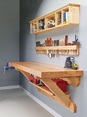 Diy Pallet Organizer 13 - 45+ DIY Project Garage Storage And Organization Use A Pallet