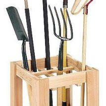 Diy Pallet Organizer 14 214x214 - 45+ DIY Project Garage Storage and Organization Use a Pallet
