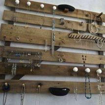Diy Pallet Organizer 15 214x214 - 45+ DIY Project Garage Storage and Organization Use a Pallet