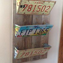 Diy Pallet Organizer 16 214x214 - 45+ DIY Project Garage Storage and Organization Use a Pallet