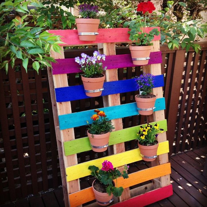 Diy Pallet Organizer 2 - 45+ DIY Project Garage Storage And Organization Use A Pallet