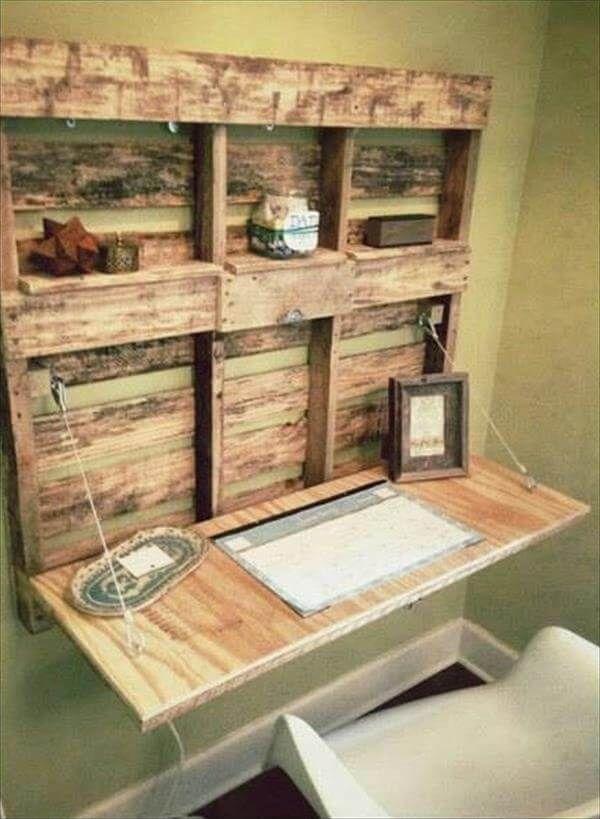 Diy Pallet Organizer 22 - 45+ DIY Project Garage Storage And Organization Use A Pallet