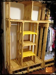 Diy Pallet Organizer 25 - 45+ DIY Project Garage Storage And Organization Use A Pallet