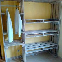 Diy Pallet Organizer 26 214x214 - 45+ DIY Project Garage Storage and Organization Use a Pallet