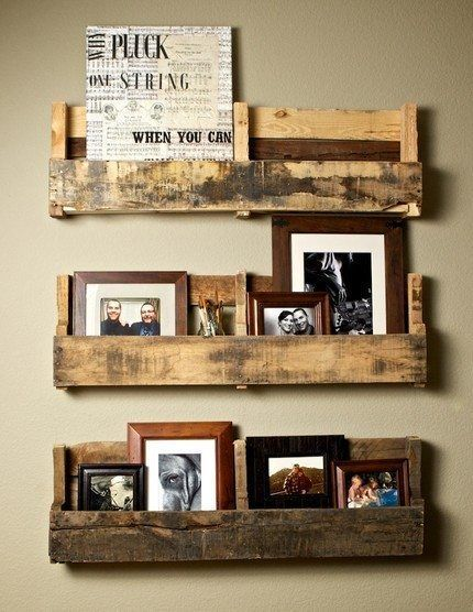Diy Pallet Organizer 35 - 45+ DIY Project Garage Storage And Organization Use A Pallet