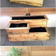 Diy Pallet Organizer 41 214x214 - 45+ DIY Project Garage Storage and Organization Use a Pallet