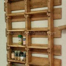 Diy Pallet Organizer 48 214x214 - 45+ DIY Project Garage Storage and Organization Use a Pallet