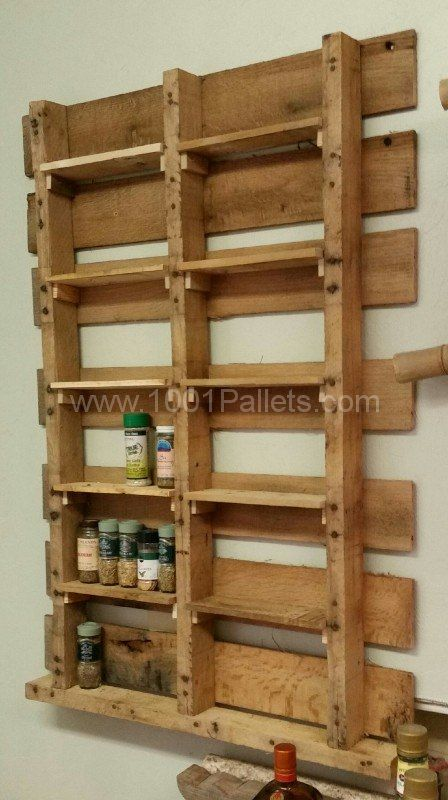 Diy Pallet Organizer 48 - 45+ DIY Project Garage Storage And Organization Use A Pallet