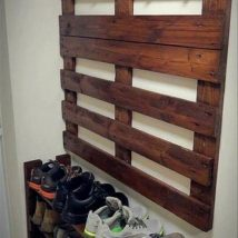 45+ DIY Project Garage Storage And Organization Use A Pallet