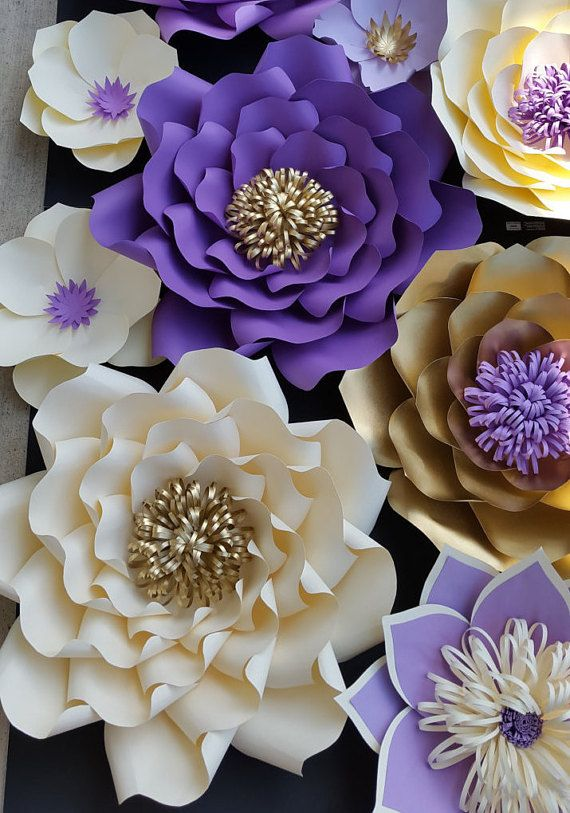 Diy Paper Flowers 1 - Coolest DIY Paper Flowers For Anyone