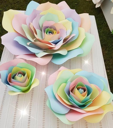 Diy Paper Flowers 10 - Coolest DIY Paper Flowers For Anyone