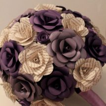 Diy Paper Flowers 12 214x214 - Coolest DIY Paper Flowers for Anyone