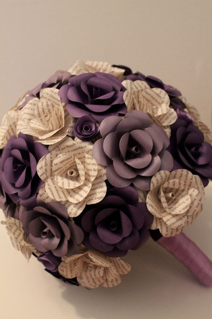 Diy Paper Flowers 12 - Coolest DIY Paper Flowers For Anyone